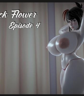 Porn Comics - The Black Flower – Episode 4