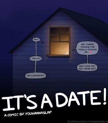 Porn Comics - It's A Date