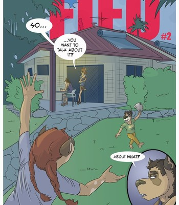 Porn Comics - FIFO Chapter 2