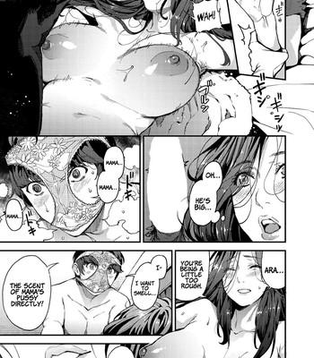 My Sugar Mama! [English] comic porn sex 011