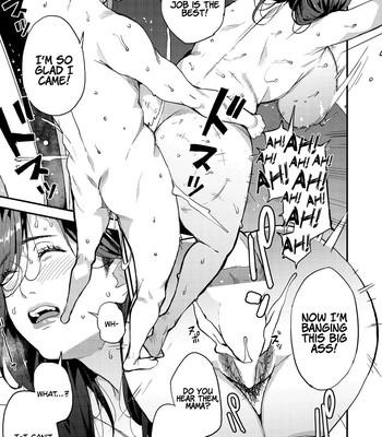 My Sugar Mama! [English] comic porn sex 021