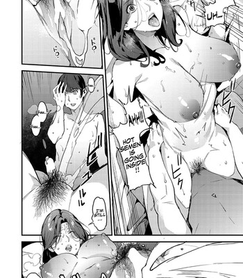 My Sugar Mama! [English] comic porn sex 024
