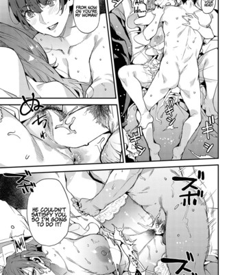 My Sugar Mama! [English] comic porn sex 083