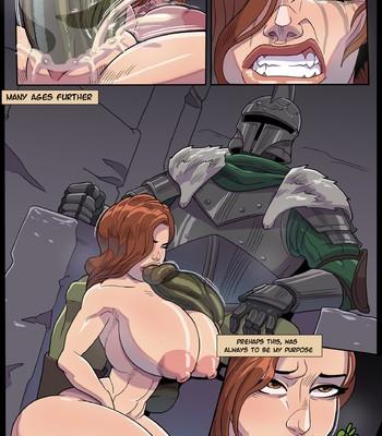 Dark Desire (Dark Souls) comic porn sex 010
