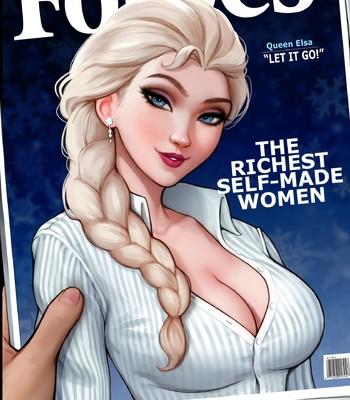 Porn Comics - An Interview with Elsa