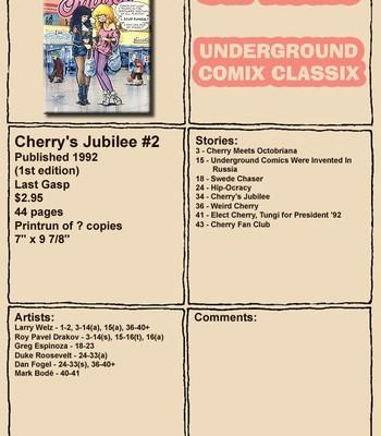 Porn Comics - [Larry Welz] Cherry's Jubilee 02