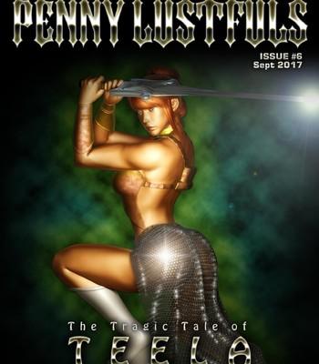 Porn Comics - The Tragic Tale of Teela