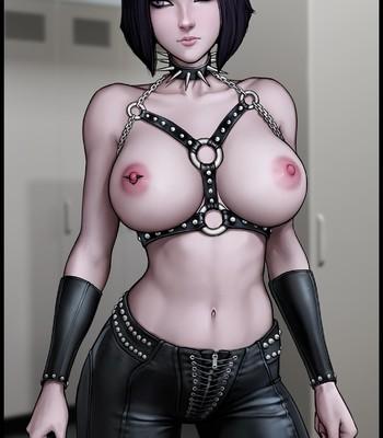 Porn Comics - Titans of the Locker Room