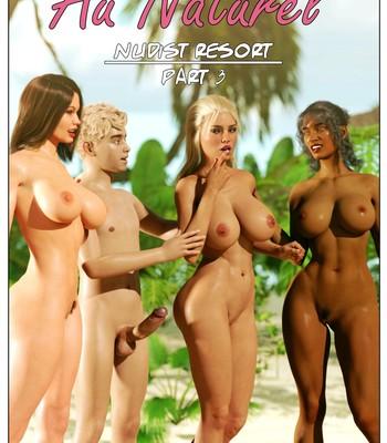 Porn Comics - Au Naturel – Nudist Resort part 3 (Complete)