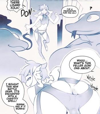 Unigan Caravan Vol. 2 comic porn sex 004