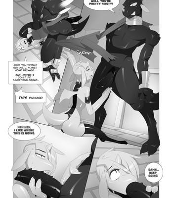 Unigan Caravan Vol. 2 comic porn sex 012