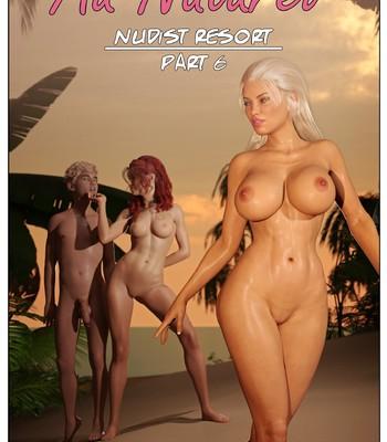 Porn Comics - Au Naturel – Nudist Resort part 6