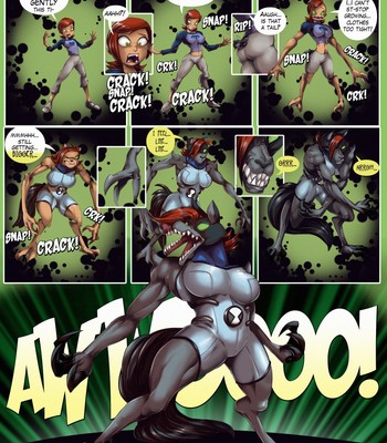 A Casual Day of Aliens comic porn sex 016