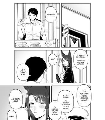 Let Akagi suck your dick comic porn sex 005