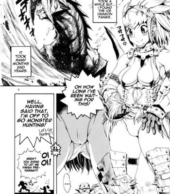 MonHun BON comic porn sex 005