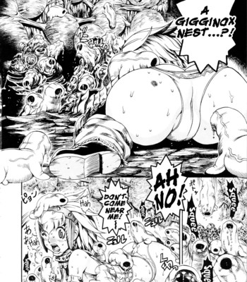 MonHun BON comic porn sex 011