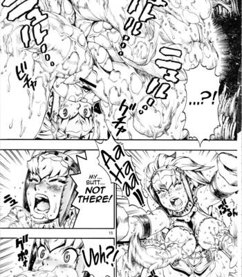 MonHun BON comic porn sex 014