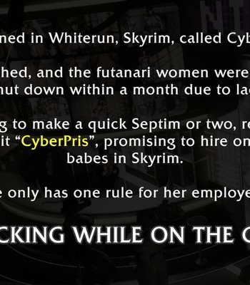 CyberPris Vol. 1 comic porn sex 002