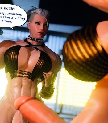 CyberPris Vol. 1 comic porn sex 003