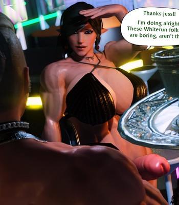 CyberPris Vol. 1 comic porn sex 004