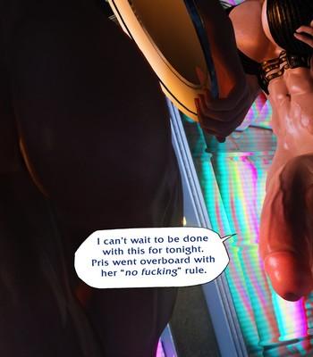 CyberPris Vol. 1 comic porn sex 006