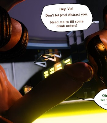CyberPris Vol. 1 comic porn sex 011