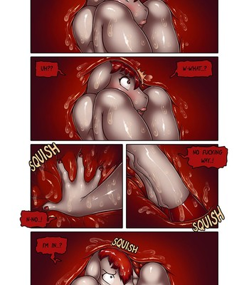 Vore Story- Chapter 4 – The Necklace comic porn sex 073
