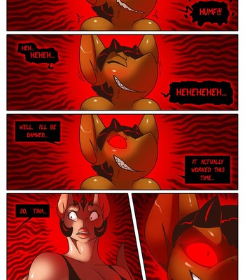 Vore Story- Chapter 4 – The Necklace comic porn sex 099