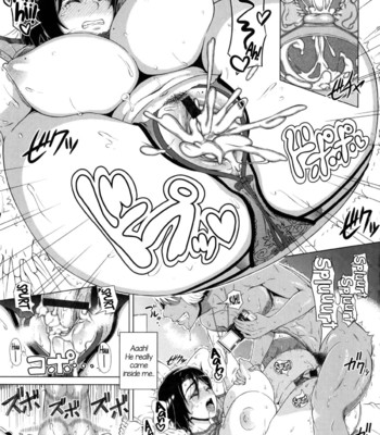 Hitozuma Life One time gal Ch.1-2  Colored & Black and White comic porn sex 099
