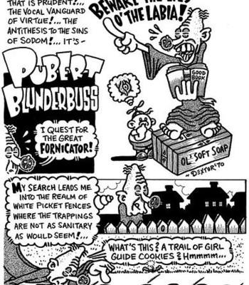 Turgid Comics (dexter cockburn) comic porn sex 002
