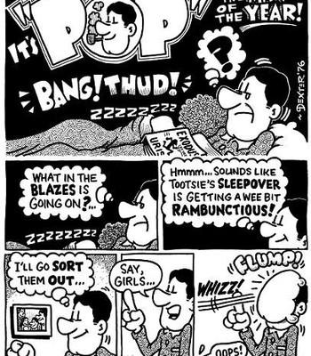 Turgid Comics (dexter cockburn) comic porn sex 045