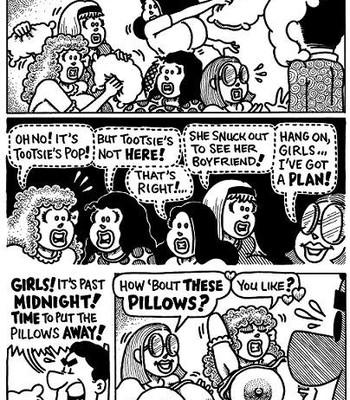 Turgid Comics (dexter cockburn) comic porn sex 046