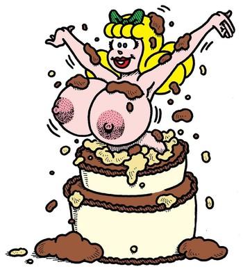 Turgid Comics (dexter cockburn) comic porn sex 057