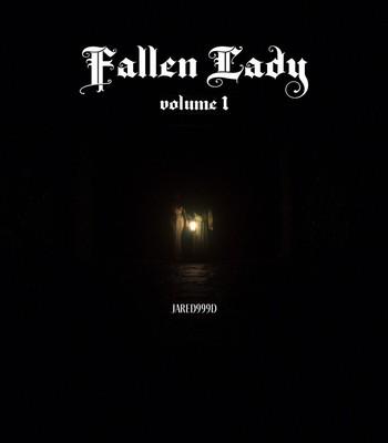 Porn Comics - Fallen Lady