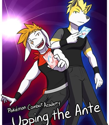 Porn Comics - Pokemon Combat Academy Upping the Ante