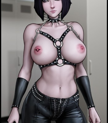 Porn Comics - Titans of the Locker Room – Futa Version