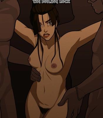Porn Comics - Azula The Boiling Rock ( Updated )