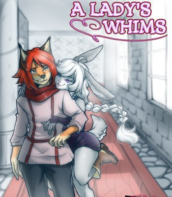 Porn Comics - A Lady's Whims