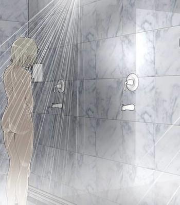 Porn Comics - [Lewdua] Shower Show