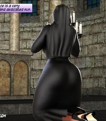 Porn Comics - Sister Grace Is A Hot Nun
