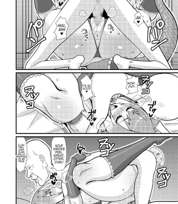 Otter-chan, let's play comic porn sex 021