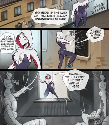 Porn Comics - [win4699] Gwen's defeat