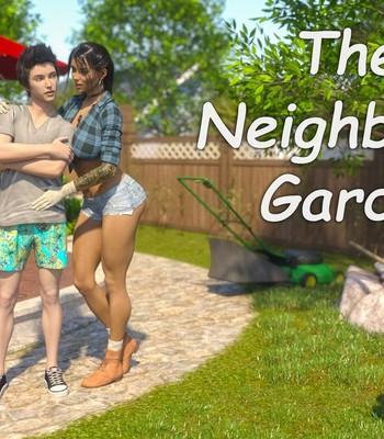 Porn Comics - The Neighbor's Garden