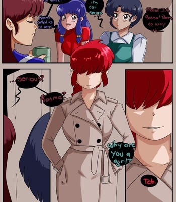 Porn Comics - Ranma Gathers [Ongoing]