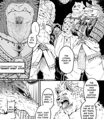 BANDIT x DRAGON comic porn sex 012
