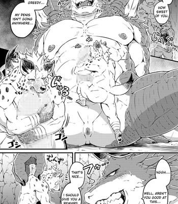 BANDIT x DRAGON comic porn sex 029