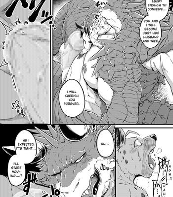 BANDIT x DRAGON comic porn sex 033