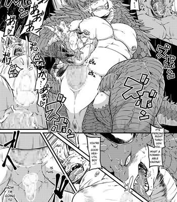 BANDIT x DRAGON comic porn sex 034
