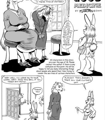 Porn Comics - Good Medicine