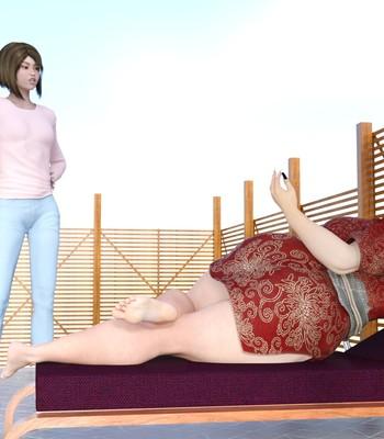 Yunko's Servant comic porn sex 002